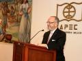 Arquitecto César Iván Feris-Iglesias, Presidente del Programa APEC Cultural