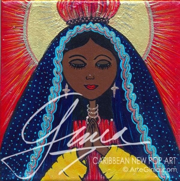 Mi Virgen Morena
