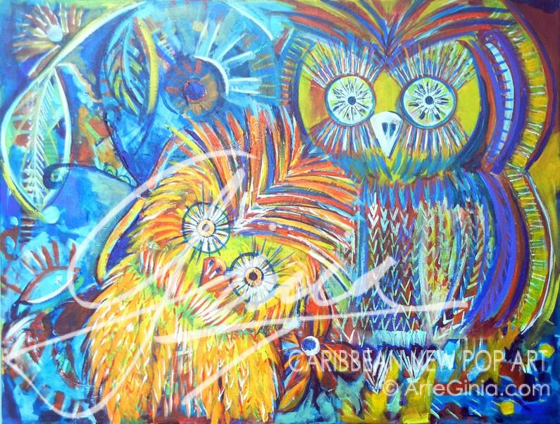 Hipnotismo De Color